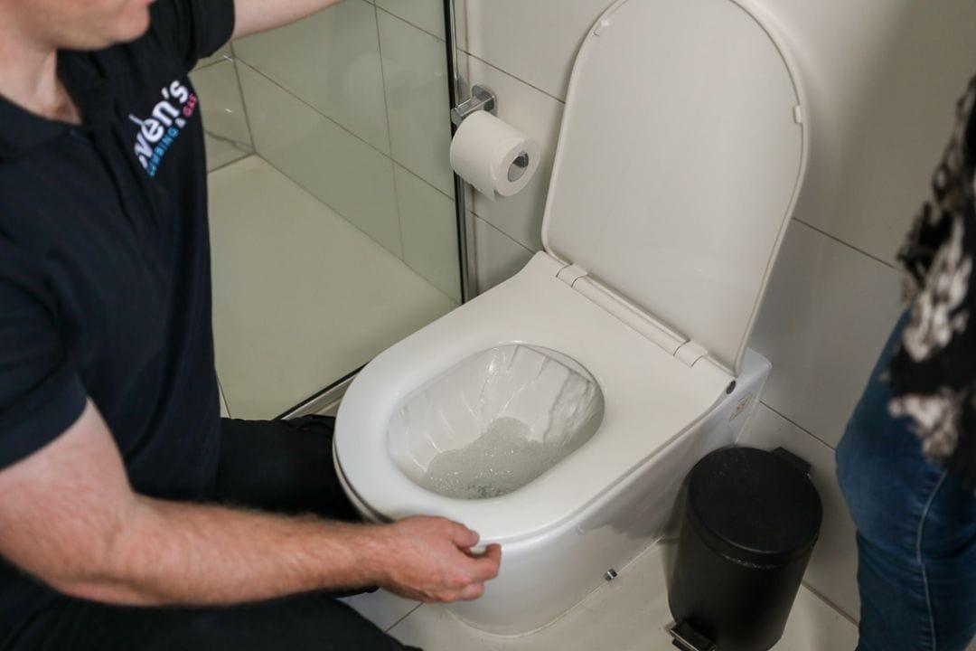 Toilet Repair Kew